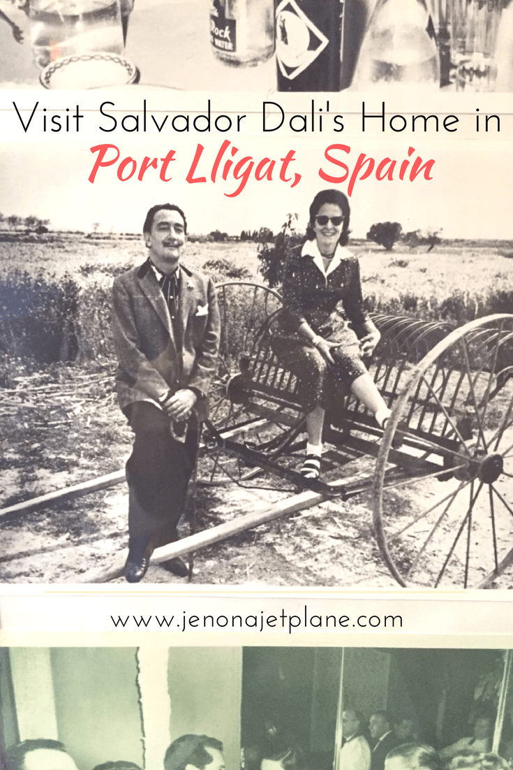 Explore the home of artist Salvador Dali in Port Lligat, Spain. Only two hours away from Barcelona by car and located inthe charming fishing village of Cadaques, this is a must for art and nature lovers alike!