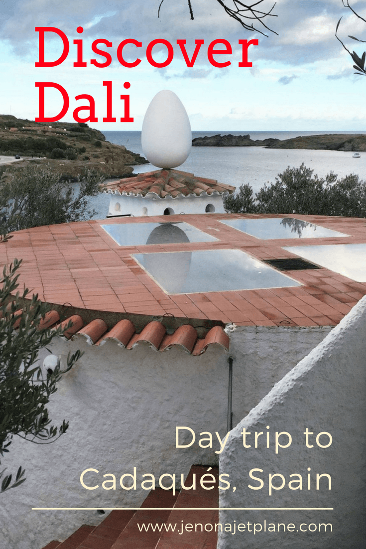Discover Salvador Dali on a day trip to Cadaques, Spain. Just two hours away from Barcelona is Dali's house in Port Lligat. Learn everything you need to know to have a Day of Dali!