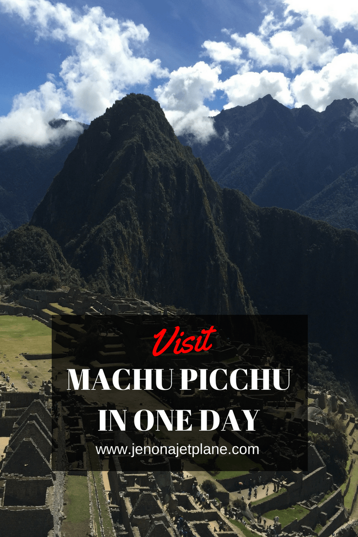 Wondering how you can see Machu Picchu in one day? Worried about how the 2019 rule changes might affect you? Read on for your complete guide to visiting Machu Picchu, one of the new world wonders. #worldwonder #machupicchu #perutravel #machupicchuperu #machupicchuperutravel
