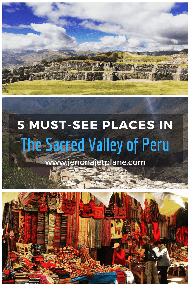 5 must-see sites in the Sacred Valley of Peru. Visit Cusco, Ollentaytambo and Pisac, among other sites. See ancient Incan Ruins in the Sacred Valley.