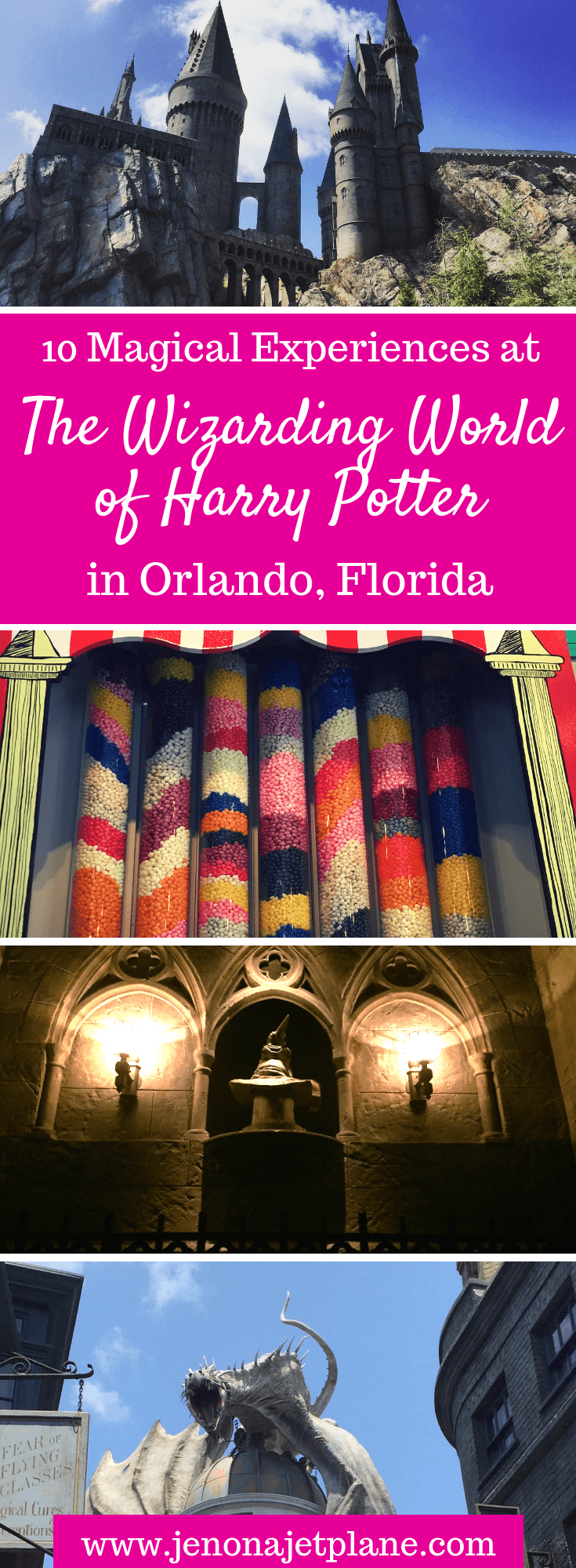 Are You Planning A Visit To Harry Potter World In Universal Studios Orlando Here