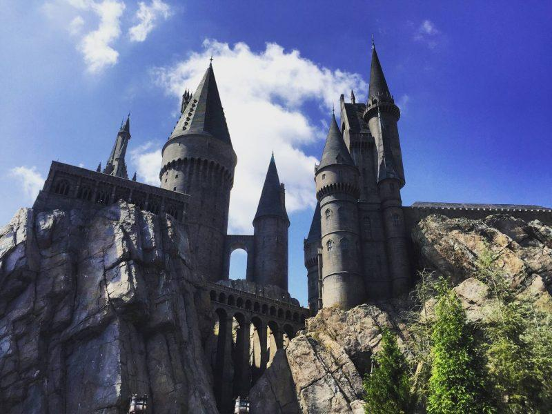 Hogwarts Castle and Ride