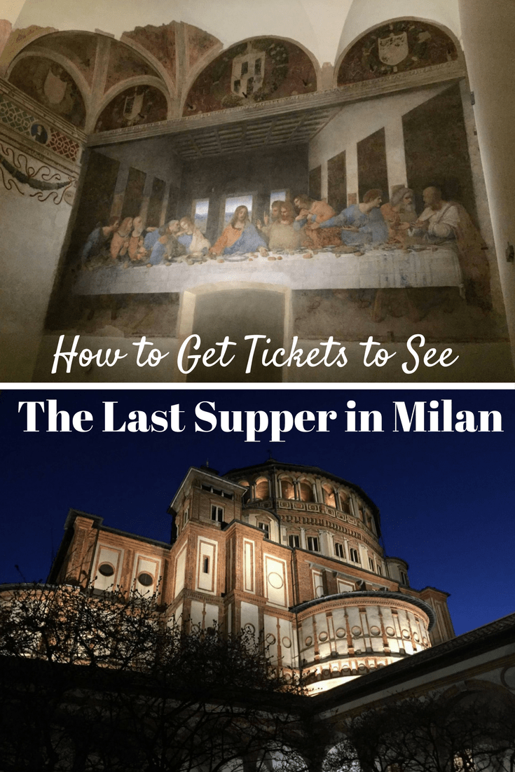 The Last Supper Milan