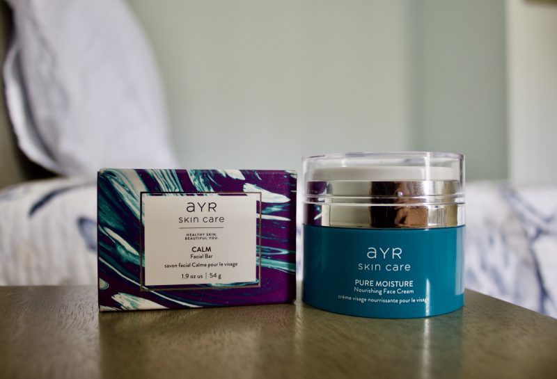 Ayr skin care products