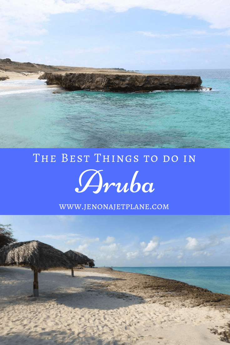 Explore Aruba and discover why it's called One Happy Island!