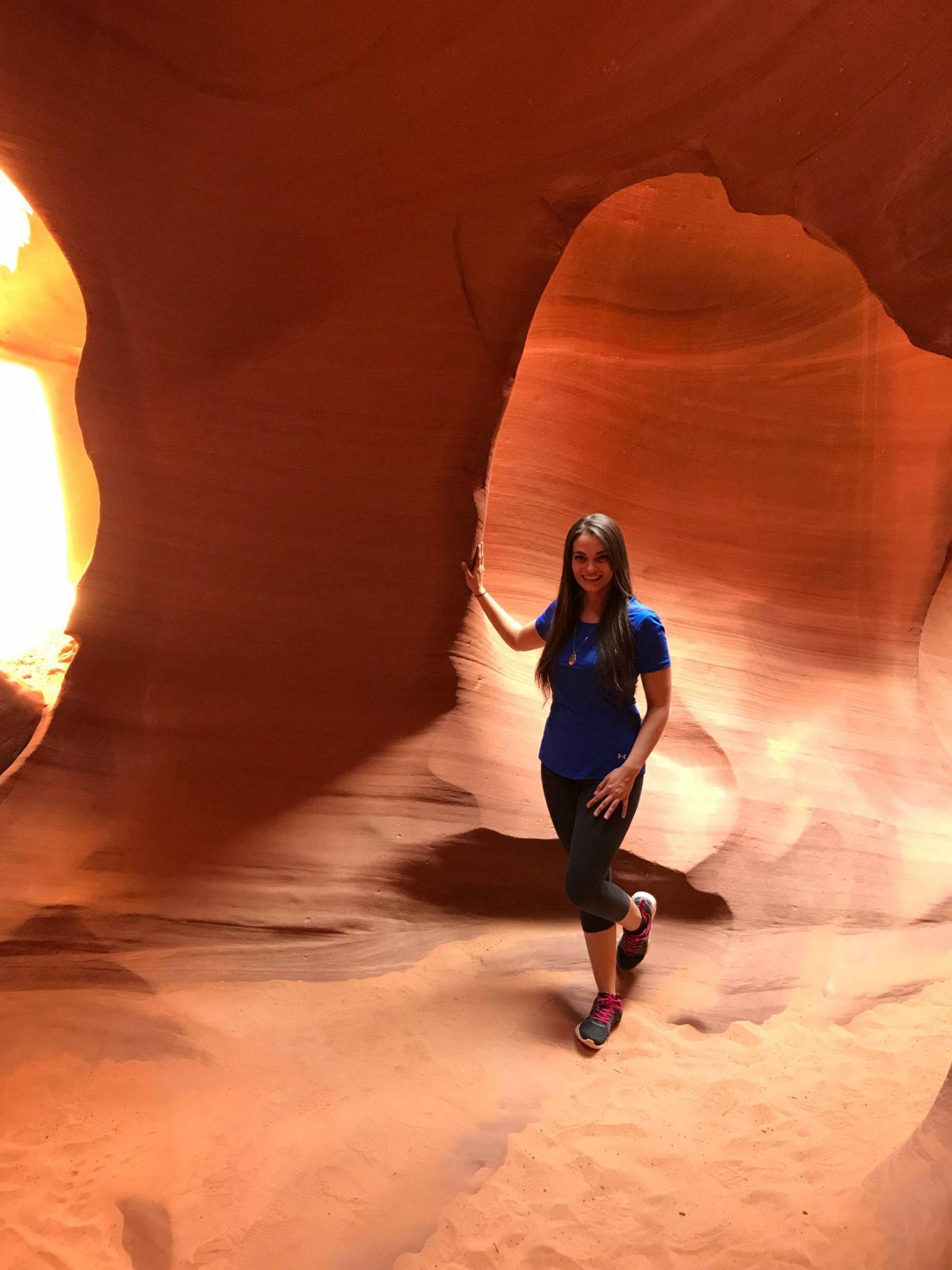 Upper v. Lower Antelope Canyon