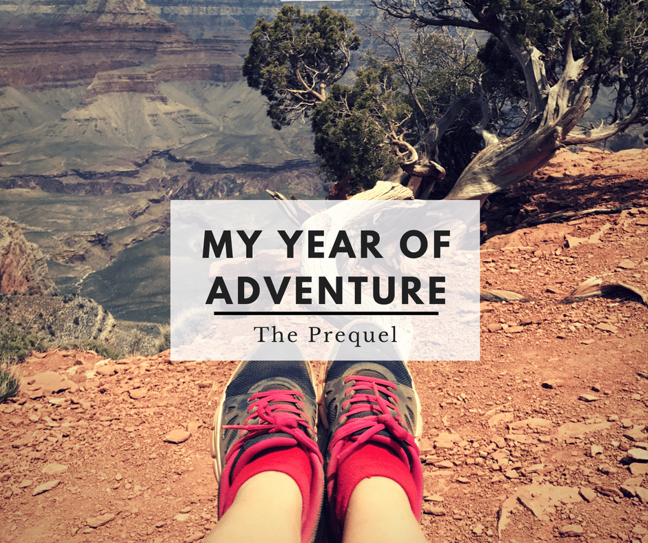My Year of Adventure: The Prequel