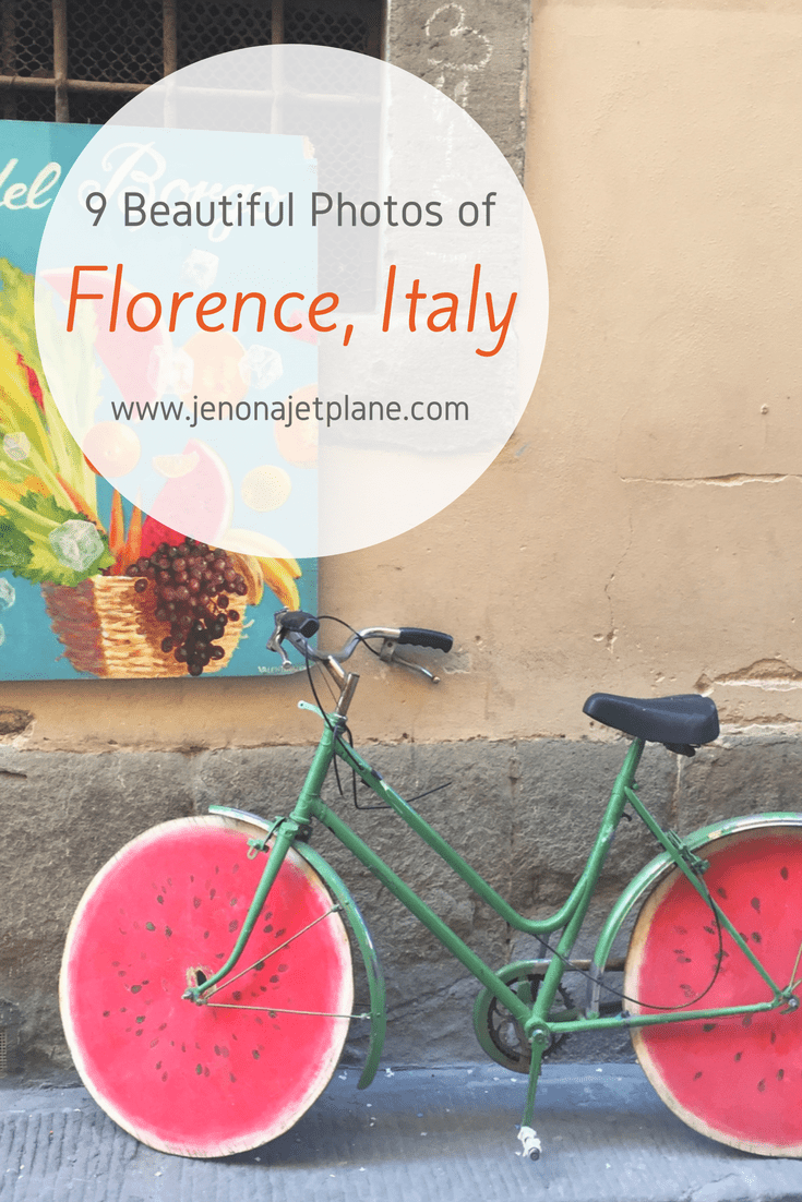 9 beautiful photos of Florence, Italy to inspire your next visit!