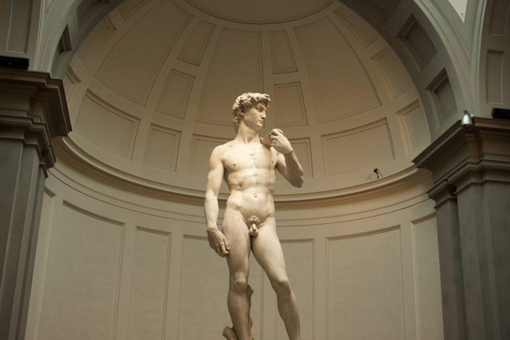 Florence Statue of David