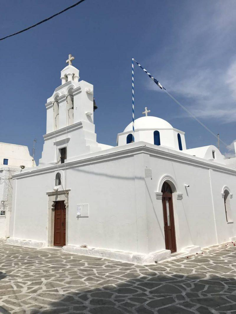 Antiparos Church