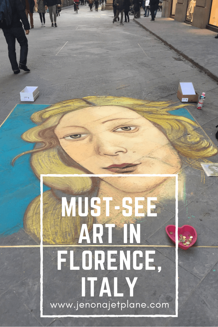 All the best artwork that you can't miss while visiting Florence, Italy