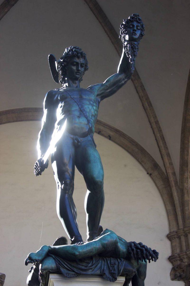 Hercules Medusa Florence
