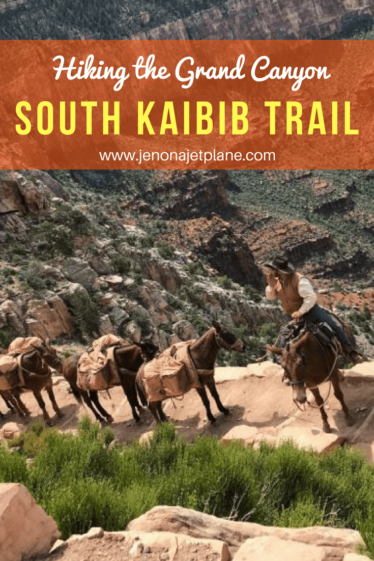 Hiking the Grand Canyon South Kaibib Trail is the adventure of a lifetime! Don't leave the Grand Canyon South Rim without visiting Ooh Ah Point and Cedar Ridge. It's a great trail for all skill levels and a great way to experience the Grand Canyon.