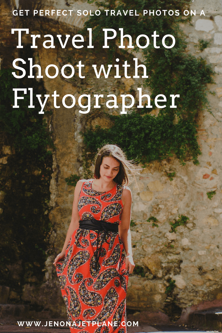 Want perfect travel photos as a solo traveler? A destination photo shoot with Flytographer guarantees get great pics, even while traveling solo!