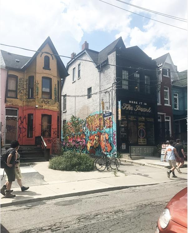 Kensington Market buildings
