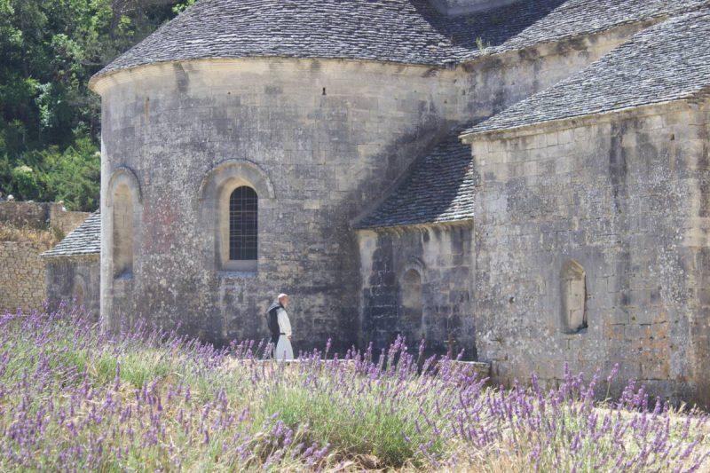 Visiting the Senanque Abbey Lavender Fields in Gordes, France - Jen