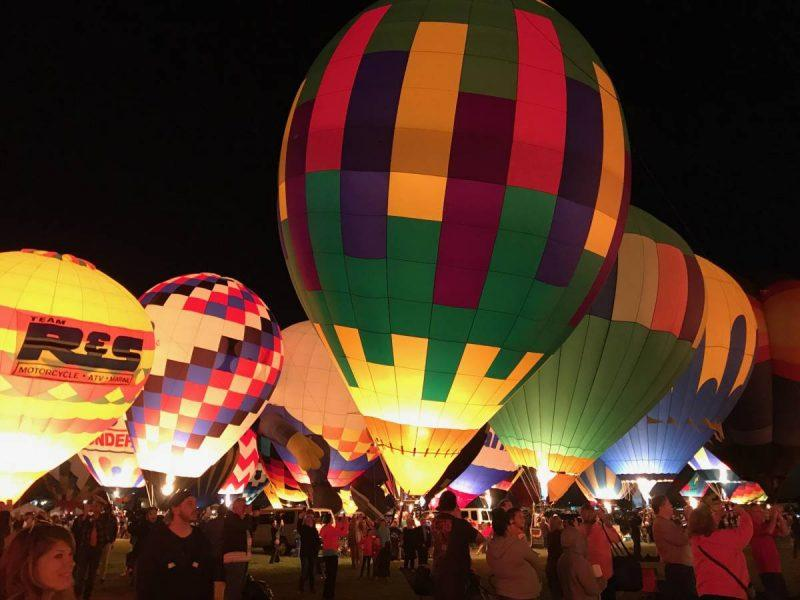 New Mexico Balloon Fiesta