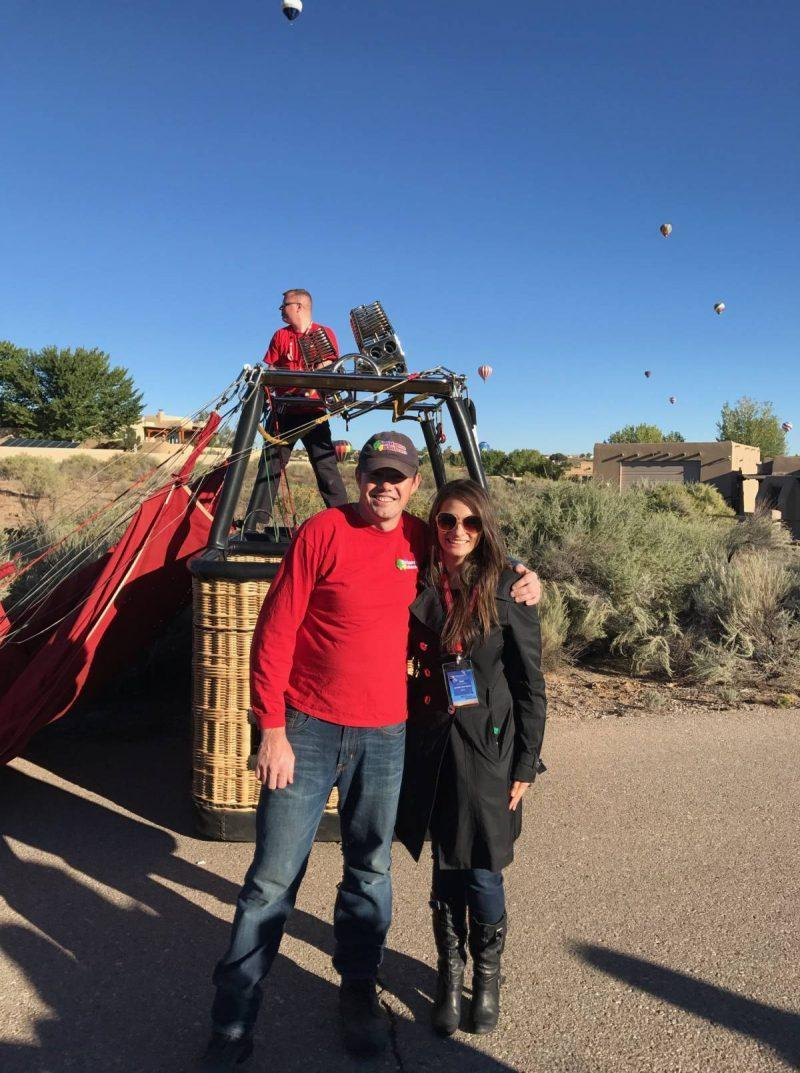 The Albuquerque International Balloon Fiesta is a bucket list item. Find out how you can book a ticket to go on a hot air balloon ride during mass ascension, with hundreds of other balloons.