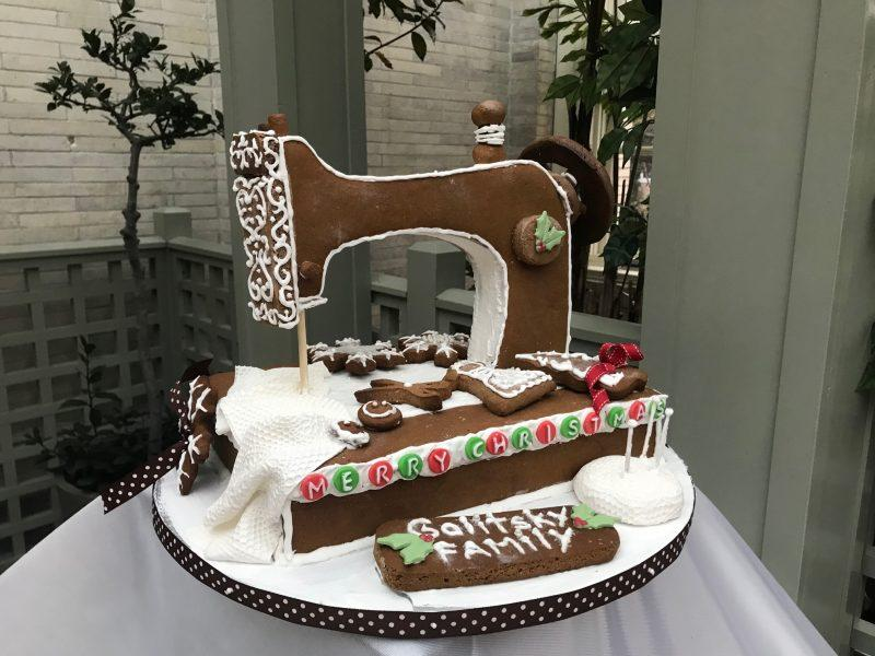 Experience Holiday Magic At The Eastman House Gingerbread