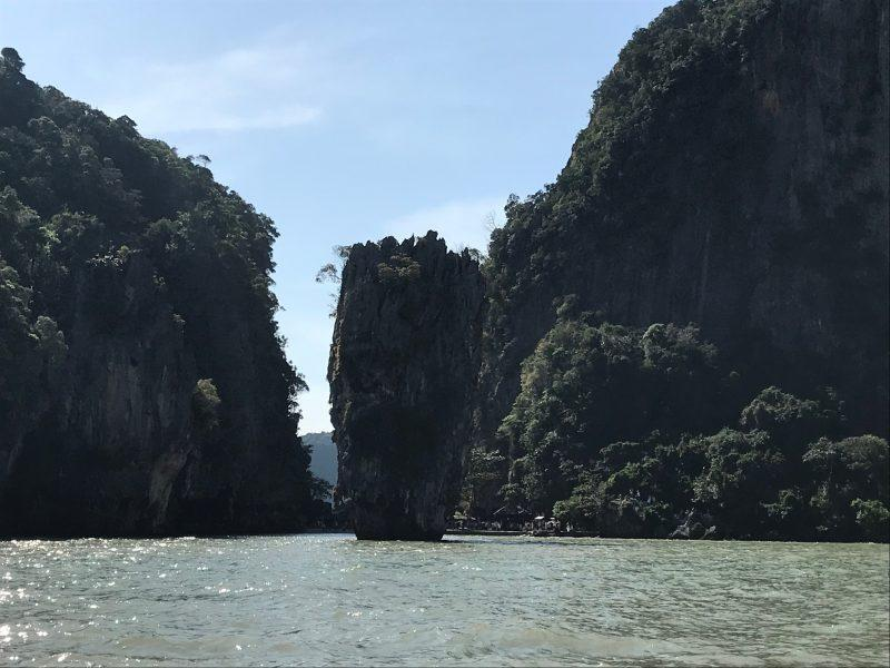 James Bond Island Phuket Thailand