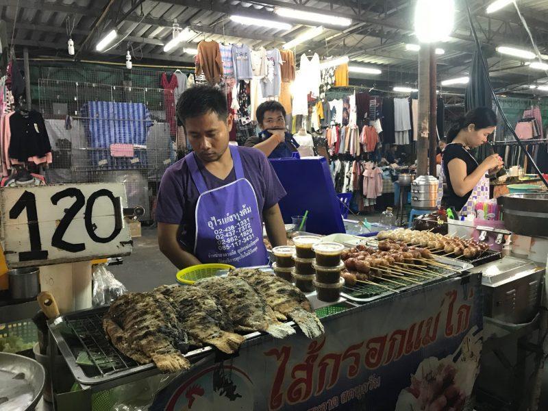 Take an evening tuk-tuk tour of Bangkok, Thailand with Expique