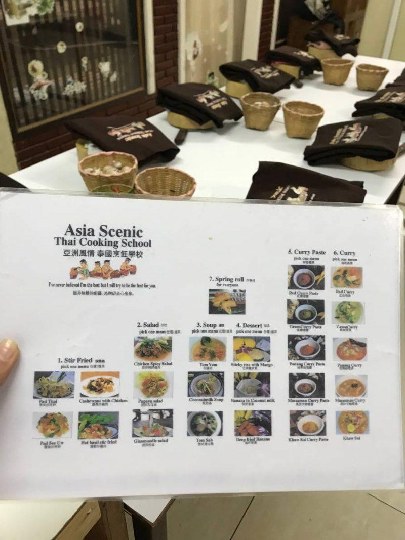 Asia Scenic Cooking School