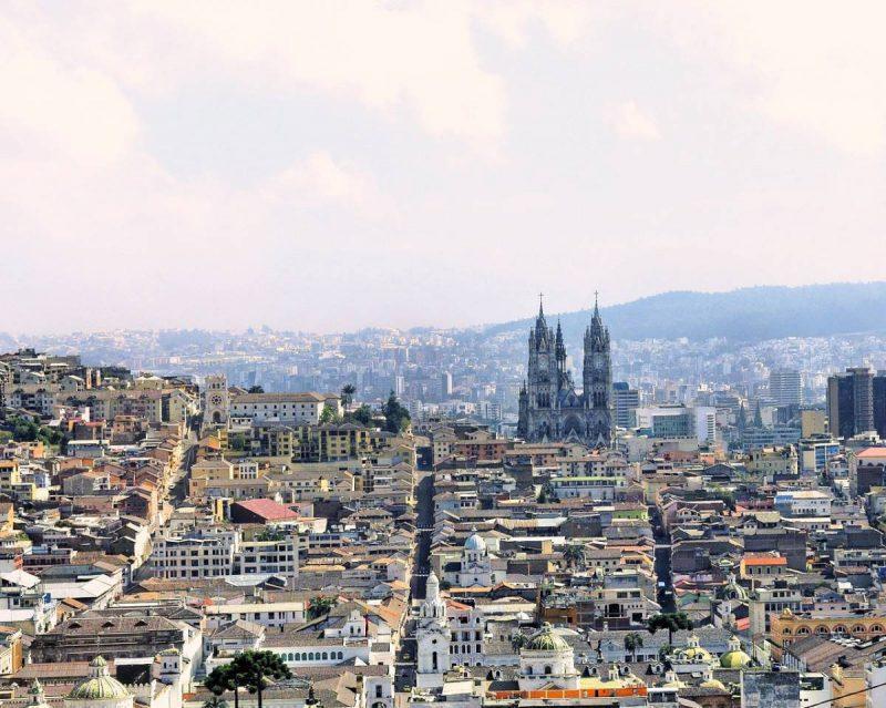 24 hours in Quito, Ecuador