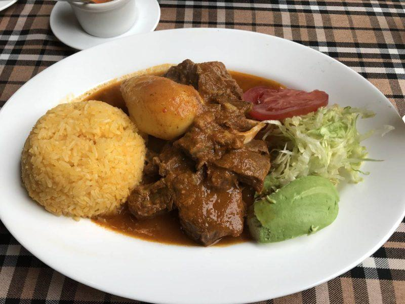 24 hours in Quito, Ecuador