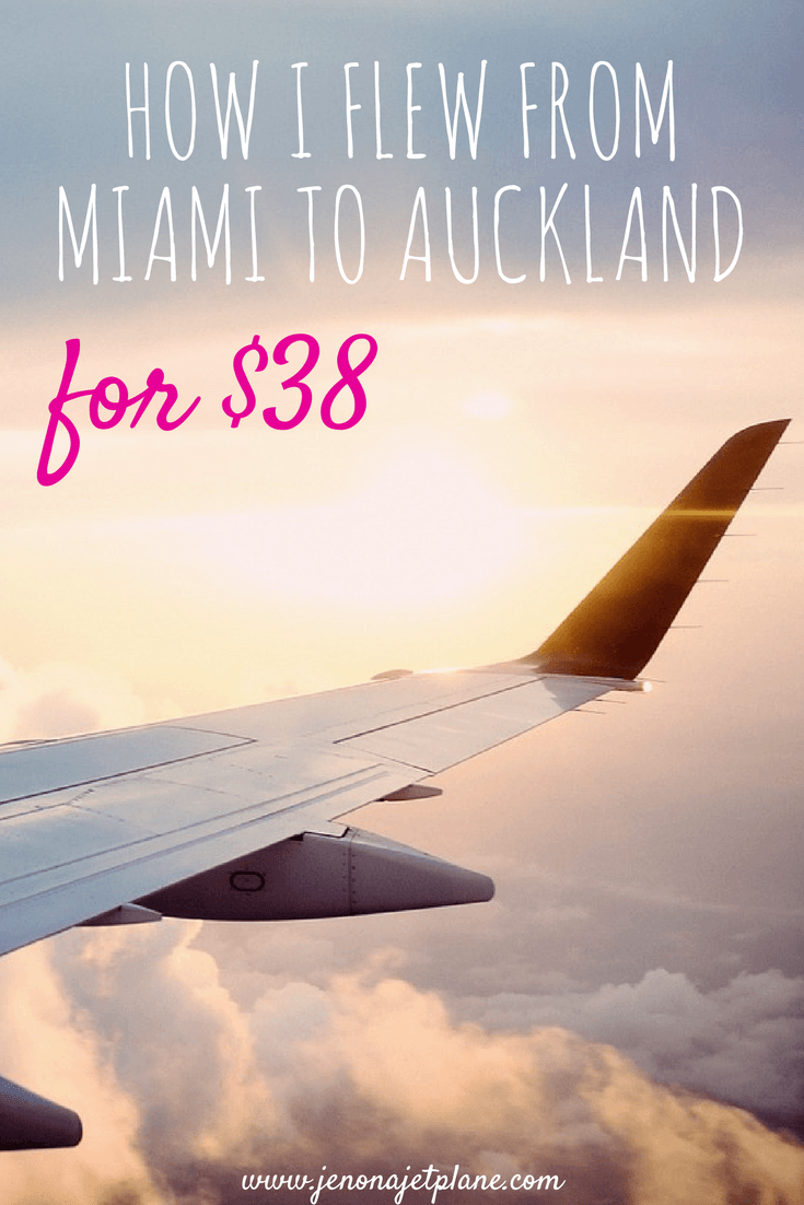 Travel Hacking 101: How I Flew from Miami to Auckland, New Zealand