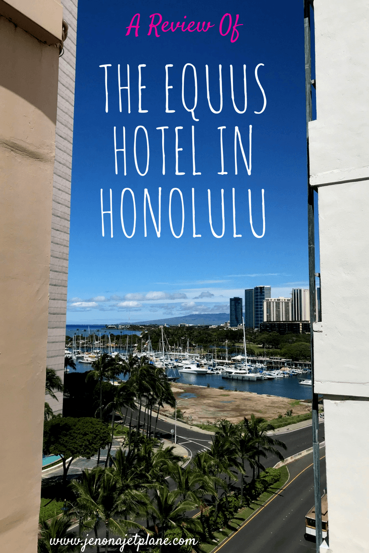 The Equus Hotel in Honolulu is a locally owned hotel, ideally situated to explore the Waikiki Beach area. Their Paniolo Bar has the best Mai Tai's on the island! Don't miss this fantastic boutique venue, save to your travel board for inspiration.