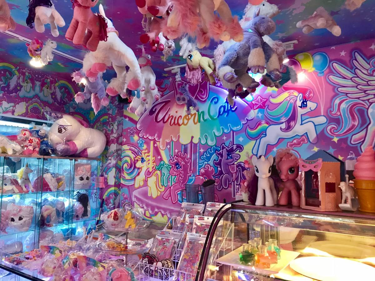 Make Your Rainbow-Colored Dreams Come True at the Unicorn Cafe in Bangkok