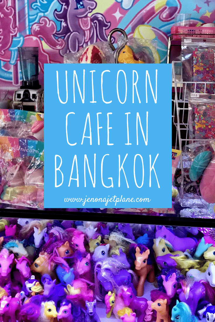 Make Your Rainbow-Colored Dreams Come True at the Unicorn Cafe in