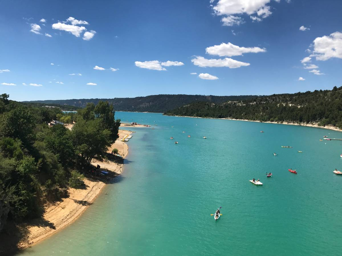 How to Plan the Perfect Visit to Lac de Sainte Croix in the South of France