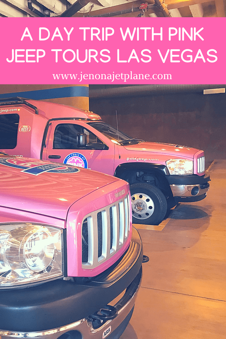 Want to go on an adventure? Check out Pink Jeep Tours Las Vegas. I went on a day trip to the Grand Canyon and the Hoover Dam and learned a ton. Plus, they have the cutest rides! #nevada #vegas #daytrip #pinkjeep #adventuretravel