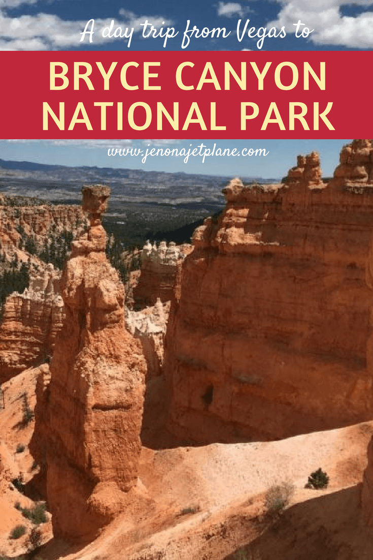 Want to take a day trip from Las Vegas to Bryce Canyon? Skip the drive and let Detours American West take care of everything for you! Read my detailed review, and learn how you can see hoodoos on your next visit to the area. #utah #mightyfive #nationalparks #hoodoos