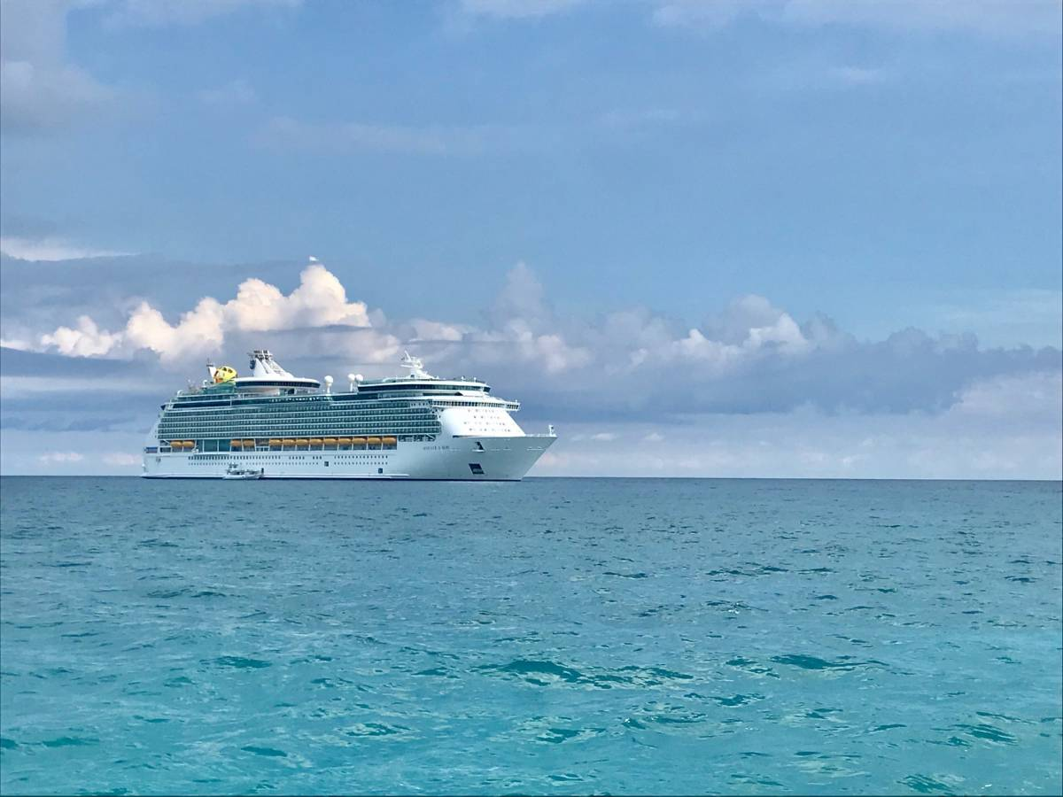 royal caribbean mariner of the seas review: 4 perfect days