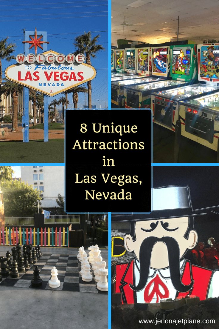 Looking for unique things to do in Las Vegas, Nevada? These weird and wonderful attractions will keep you entertained, no gambling required. Don't miss out on these little-known places, click to read more and save to your travel board for future reference. #vegas #traveltips #neonmuseum #lasvegas #usatravel