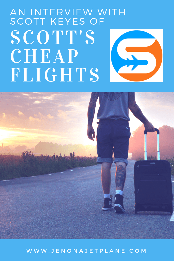 Scott Keyes is the founder of Scott's Cheap Flights, a flight alert program that has grown to 1.5 million subscribers in 3 years. Find out the secrets behind Scott's success and flight secrets to save you money on your next trip! #traveltips #budgettravel #travelhacking #cheapflights