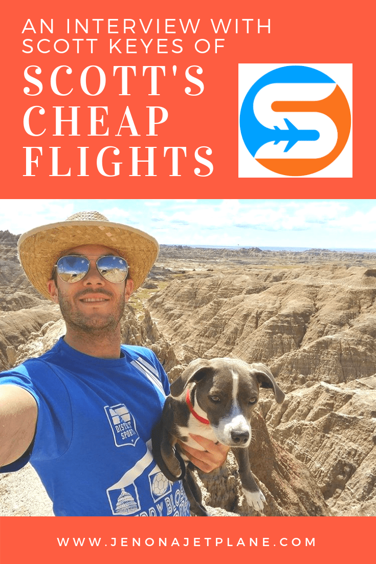 Scott Keyes is the founder of Scott's Cheap Flights, a flight alert program that has grown to 1.5 million subscribers in 3 years. Find out the secrets behind Scott's success and flight secrets to save you money on your next trip! #traveltips #budgettravel #travelhacking