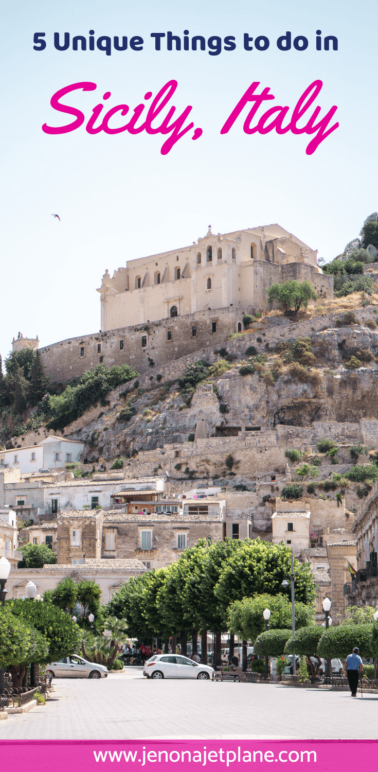 Looking to visit Sicily? These hidden gems are a must-see. Check out these 5 best things to do in Sicily, perfect if you're taking a road trip around the island. Save to your travel board for inspiration! #roadtrip #visititaly #traveltips #mustsee #travelblog