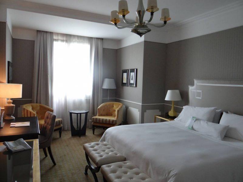 Weston Palace Hotel Room