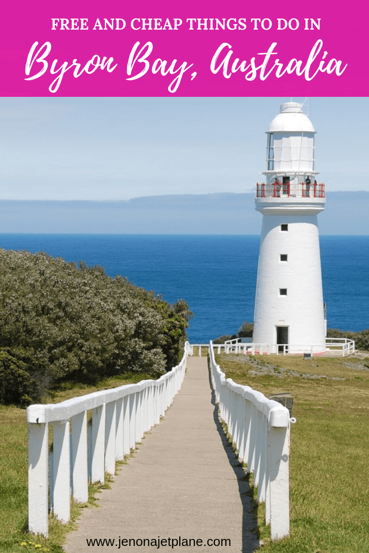 Looking for the best things to do in Byron Bay, Australia? These activities will keep you entertained without breaking the bank. Check out these ways to enjoy Byron Bay on a budget. Pin to your travel board for future reference. #australiatravel #travelonabudget #vacation #byronbay