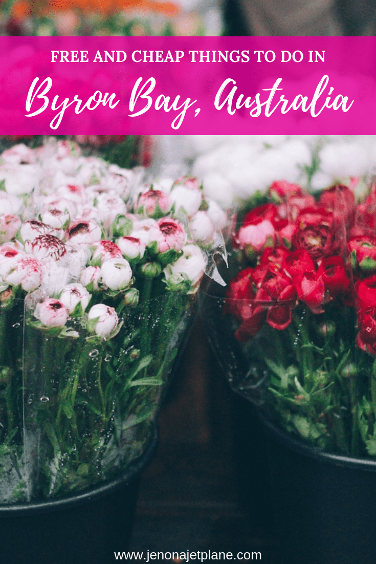 Looking for the best things to do in Byron Bay, Australia? These activities will keep you entertained without breaking the bank. Check out these ways to enjoy Byron Bay on a budget. Pin to your travel board for future reference. #australianvacation #budgettraveltips #visitaustralia #byronbay