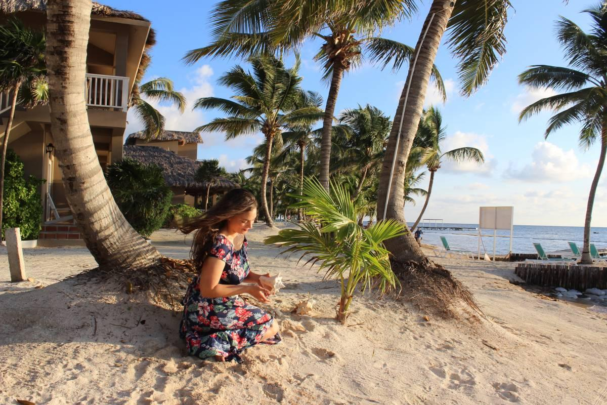 My Stay at The Sapphire Beach Resort in Ambergris Caye, Belize