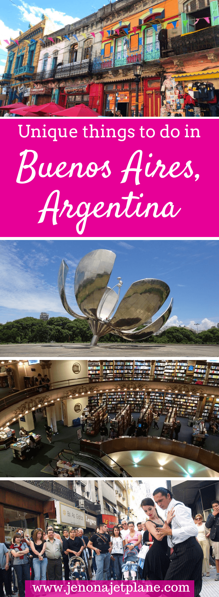Looking for unique things to do in Buenos Aires, Argentina? From going on a parilla tour to visiting the grave of Eva Peron, these are 8 activities you won't want to miss. Save to your travel board for future reference. #argentinatravel #buenosairesargentina #buenosairestravel #buenosairesargentinathingstodo #buenosairesthingstodo #travelsouthamerica