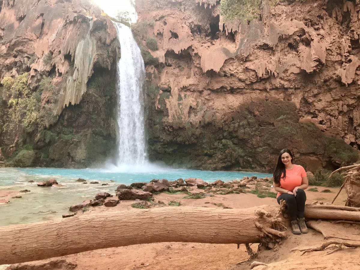 29955b8fdf51 Surviving the Havasu Falls Hike in Arizona  Tips from a Solo Female Traveler