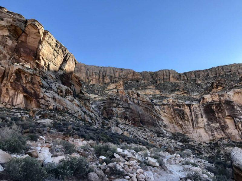 Grand Canyon walls