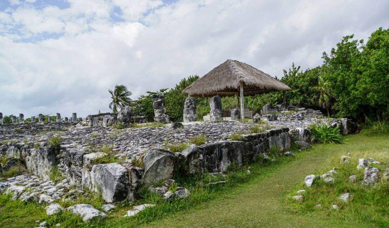 El Rey Archeological Ruins in Cancun
