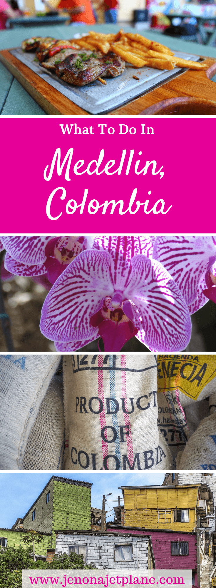 Looking for the best things to do in Medellin, Colombia? From restaurant recommendations to the best outdoor art installations, we got you covered! Save to your travel board for inspiration. #medellin #medellincolombia #medellincolombiathingtodo #southamericatravel #southamerica #colombiatravel