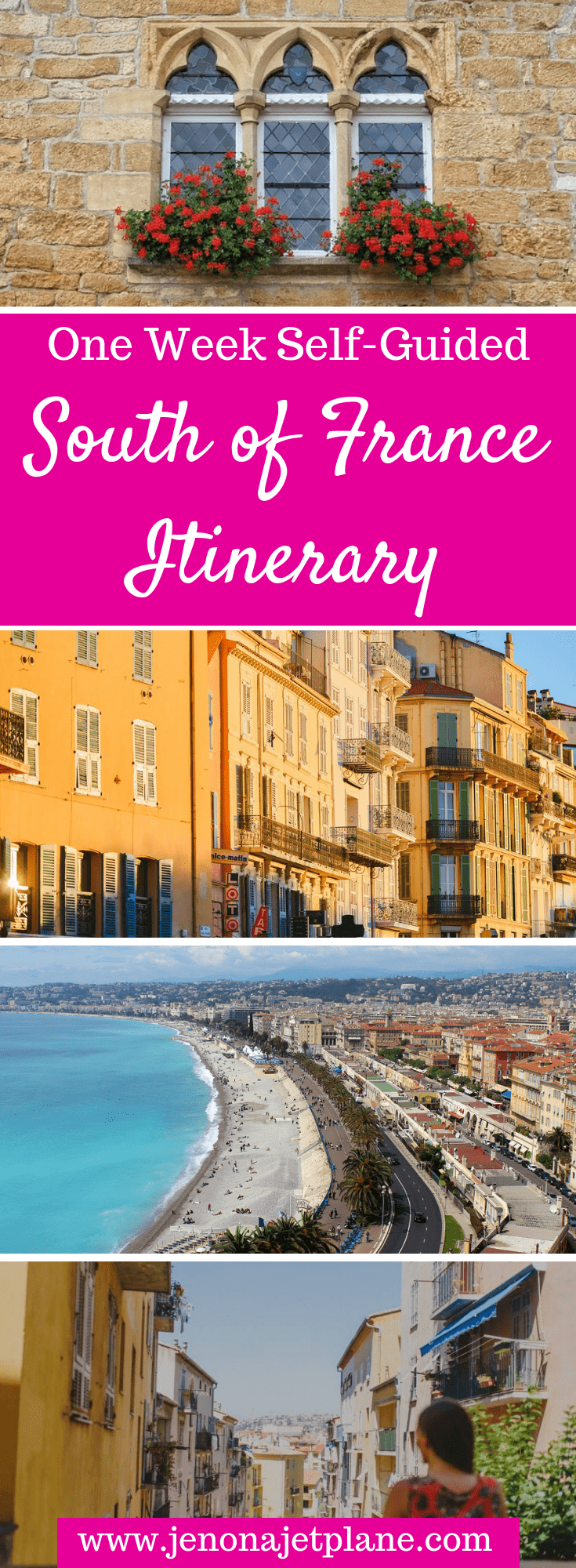 Looking for the perfect South of France itinerary? From lavender fields to the Van Gogh trail, here's everything you can't miss on a South of France road trip. Save to your travel board for future reference. #southoffrance #southoffrancetravel #southoffranceroadtrip #europetravel #francetravel #roadtripideas #europetrip #franceitinerary #franceitineraryoneweek